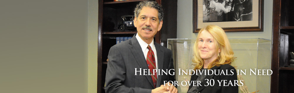 Helping Individuals for over 30 years with Criminal Defense needs